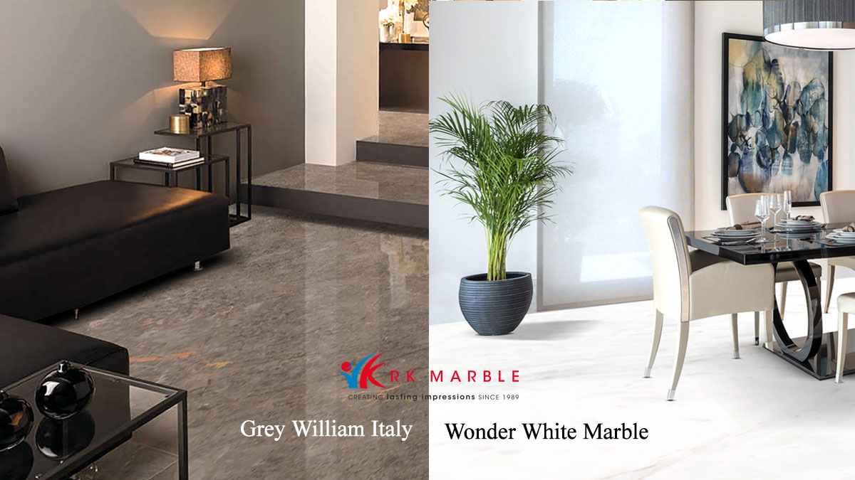 Italian Marble or Indian Marble? What to Choose?